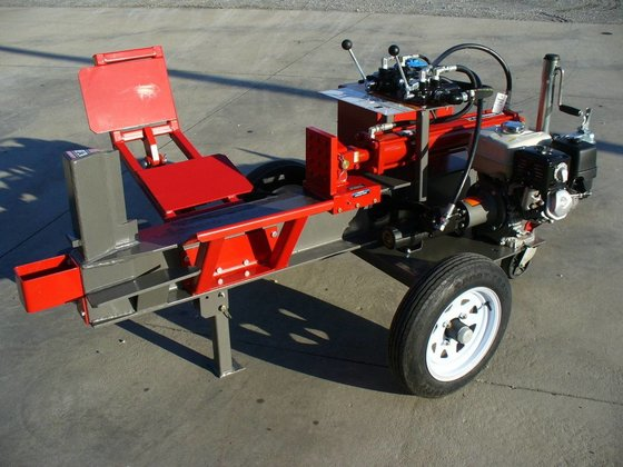 TIMBERWOLF TW-2HD Log splitters in