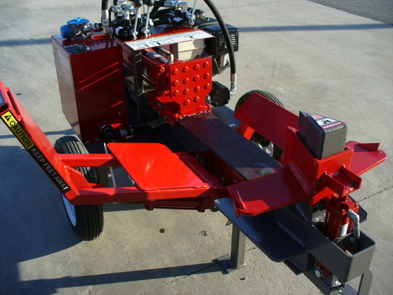 "TIMBERWOLF TW-5 36"" Log splitters"