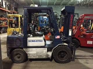 Komatsu FG30T-11 Forklifts in PA