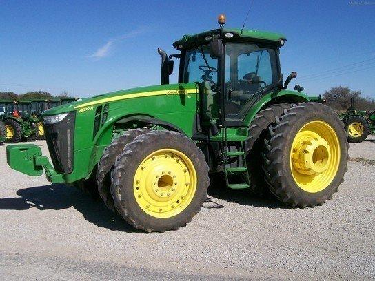 2011 JOHN DEERE 8310R Tractors