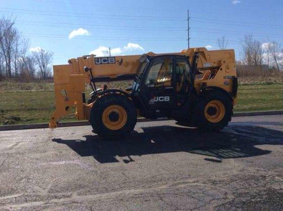 2015 Jcb 510-56 Telehandler in