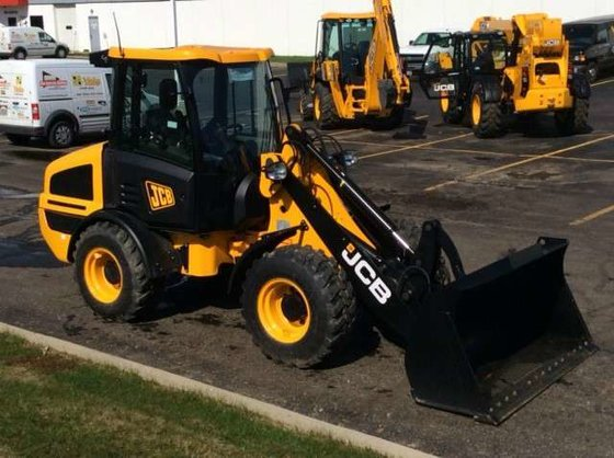 2015 Jcb 407 Wheel loaders