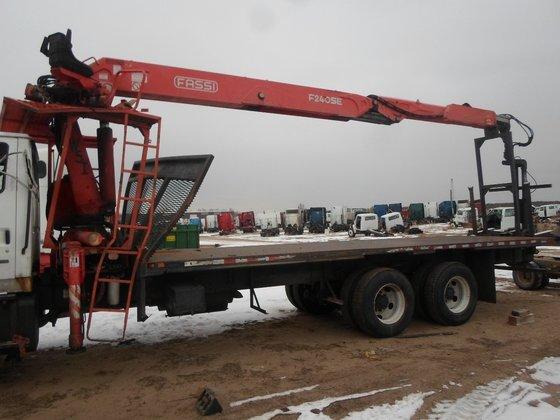 FASSI F240SE Cranes in Hudson,