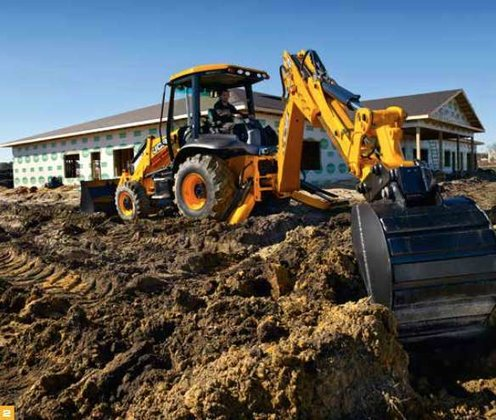 2014 Jcb 2014 3CX Backhoe