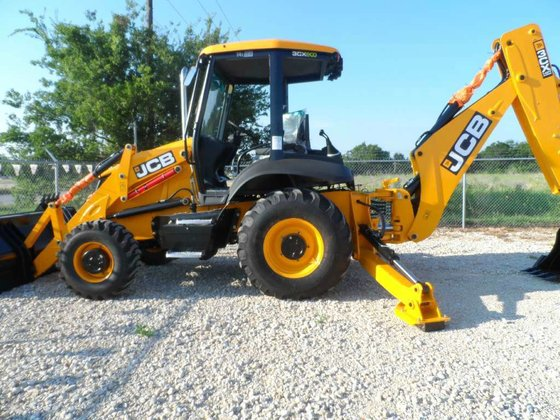 2013 Jcb 3CX-14 Super Backhoes