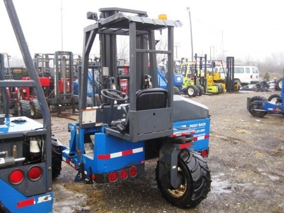 2006 PRINCETON Z2-3TX Forklifts in
