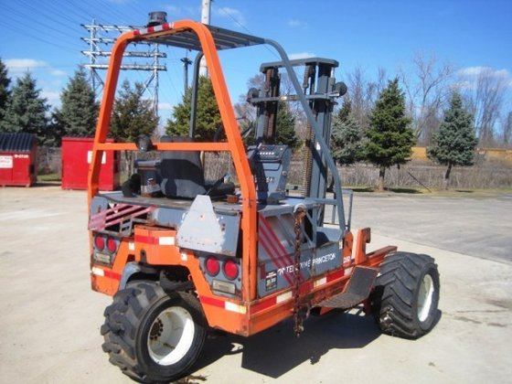 1999 PRINCETON D50 Forklifts in