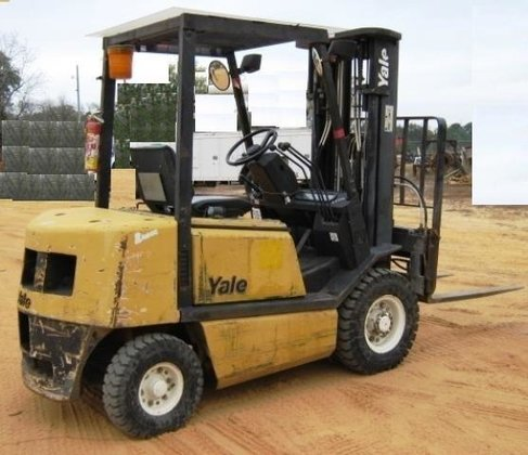 YALE GDP Forklifts in Miami,