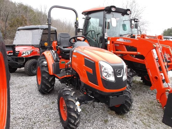 2016 KIOTI CK2510 Tractors in