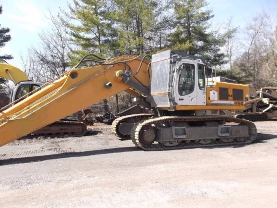 2011 LIEBHERR 954 Excavators in