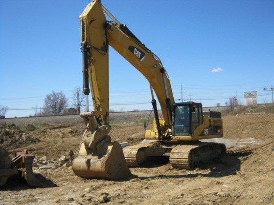 2008 CATERPILLAR 345C Excavators in