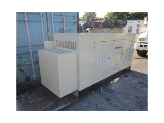 1999 GENERAC 80KW Generators in