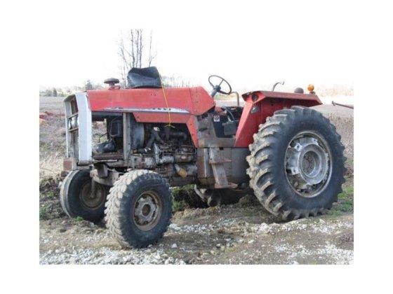 1979 MASSEY FERGUSON 1085 Tractors