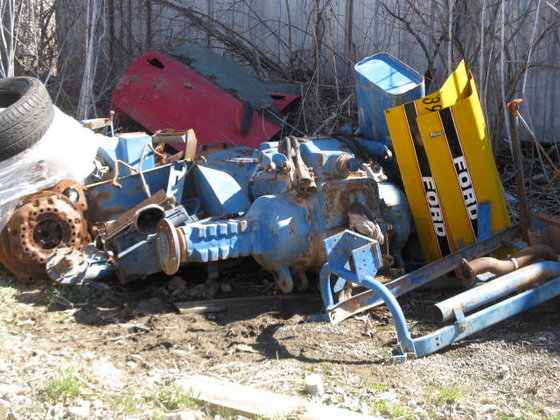 FORD 7700 Parts Agriculture equipment