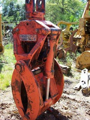 PRENTICE 742 GRAPPLE Log loaders