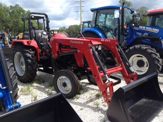 2015 Mahindra 4540 2WD Tractors
