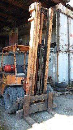 1979 ALLIS-CHALMERS 8000 lb -