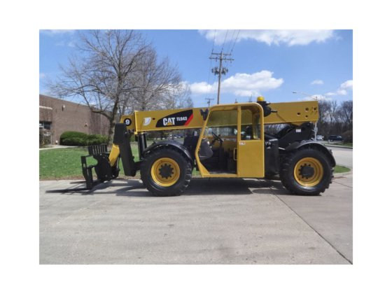 2008 CATERPILLAR TL943 Telehandler in