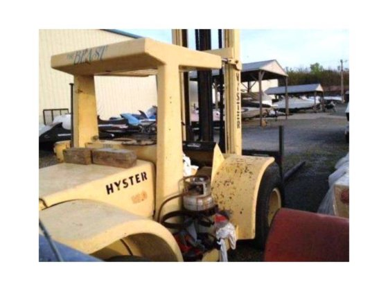 HYSTER H180H Lifts in Fort