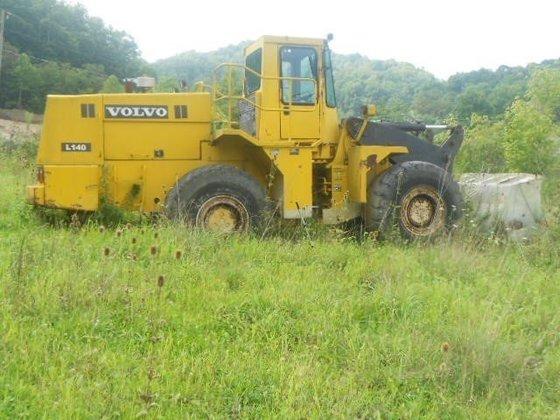 1988 VOLVO L140 Wheel loaders