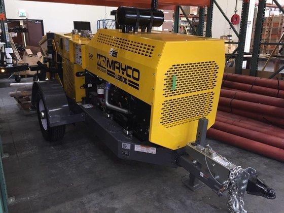 2014 MAYCO LS600P WR-STAB Concrete