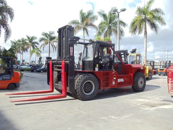 1982 TAYLOR TY520M Forklifts in