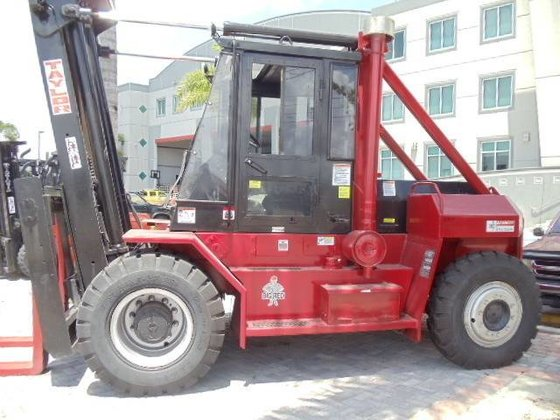 2001 TAYLOR THD250S Forklifts in