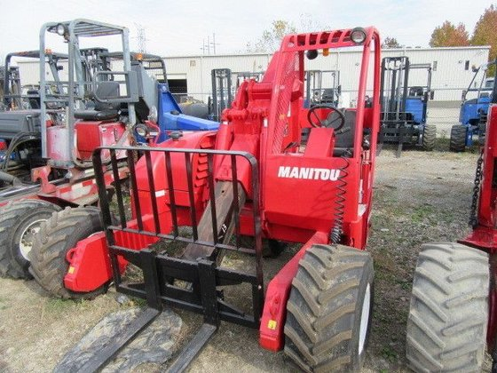 2005 MANITOU TMT-315FL Forklifts in