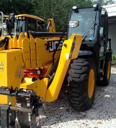 2014 Jcb 550-170 Telehandler in