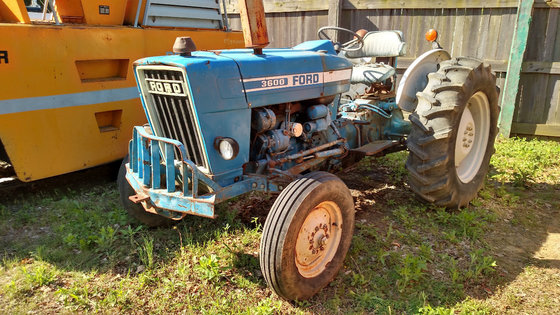 FORD 3600 Tractors in Greensboro,