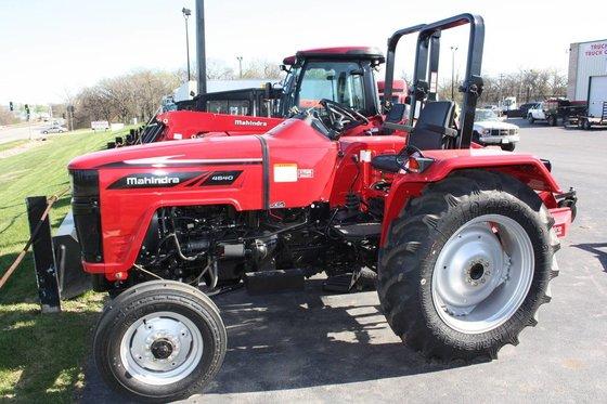 2015 MAHINDRA 4540 Compact tractors