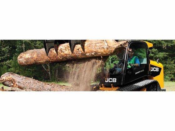 2014 Jcb 300T Skid steers