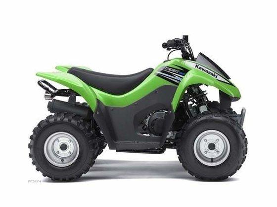 2011 Kawasaki KFX 90 Utility