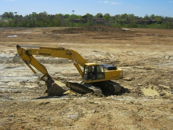 2000 KOMATSU PC400 LC-6LK Excavators