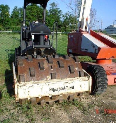 2005 INGERSOLL-RAND SD45D Combo Soil