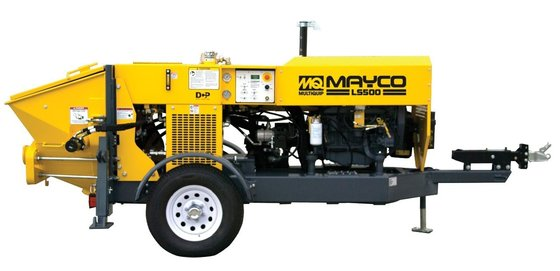 2012 MAYCO LS500WR Concrete pumps