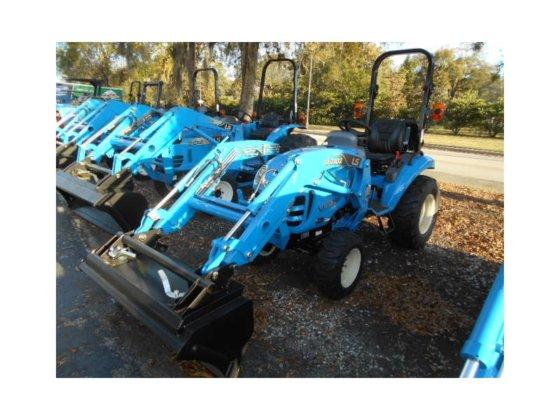 2016 LS TRACTOR XJ2025H Tractors