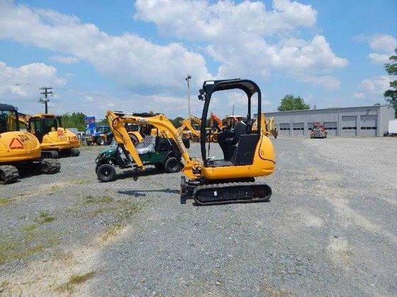 2012 Jcb 8018CTS Excavators in