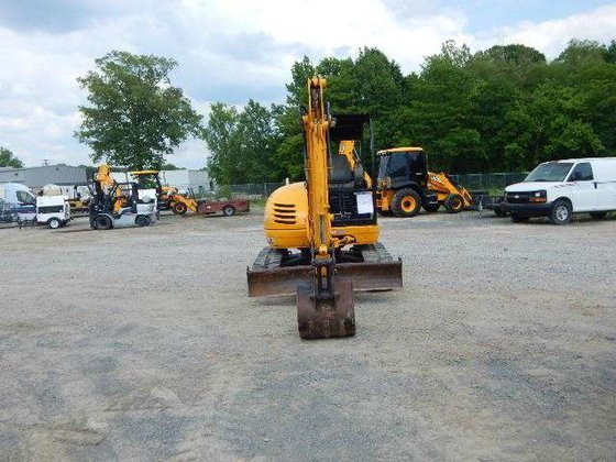 2008 Jcb 8040 Mini excavators