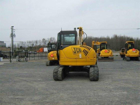 2009 Jcb 8080 Mini excavators