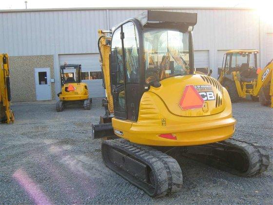 2013 Jcb 8065ZTS Mini excavators