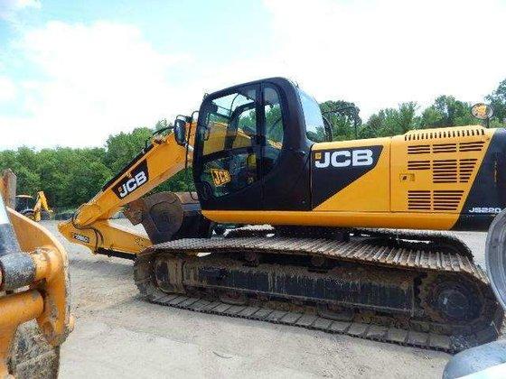 2013 Jcb JS220 Excavators in