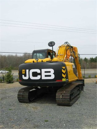 2013 Jcb JS145 Excavators in
