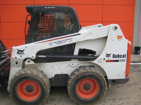 2011 BOBCAT S630 Skid steers