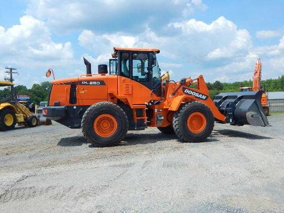 2014 Doosan DL250-3 Wheel loaders