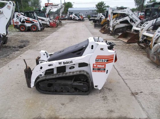 2006 Bobcat MT52 Mini skid