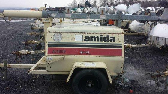 2000 Amida AL4000 EQUIPMENT LIGHTING