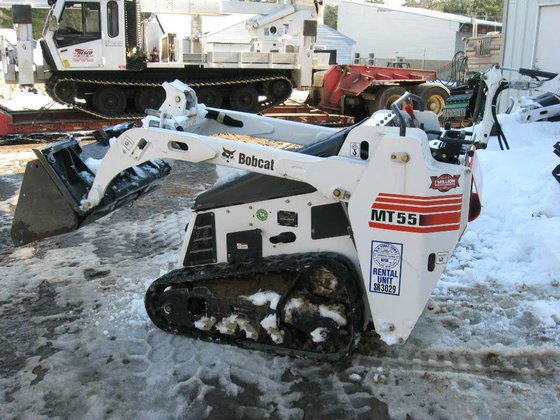 2014 Bobcat MT55 Loaders in