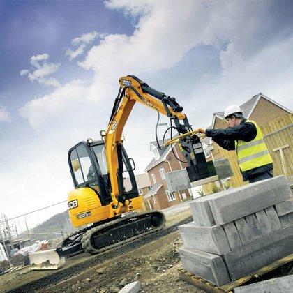 2013 Jcb 8030ZTS Mini excavators