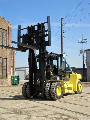 2011 Hoist P520@48 Forklifts in